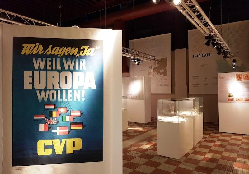 exposition «Moselle Sarre: le charbon à l'origine de l'Europe?»