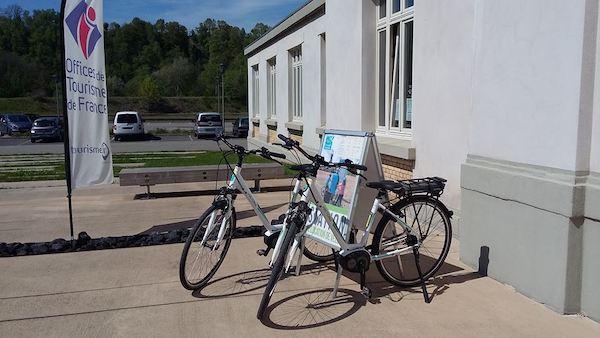 les vélos proposés à la location